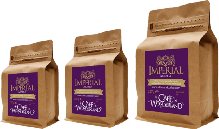 Imperial Coffee Ground 3x227g